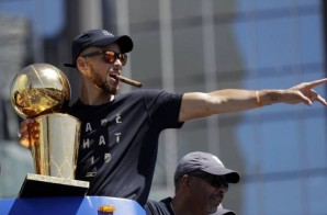 Mo' Money: Steph Curry Signs a Super-Max Deal at 5 years $201 Million with the Golden State Warriors