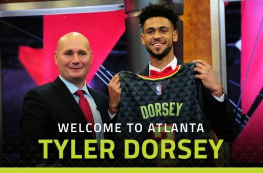 Welcome To Atlanta: The Atlanta Hawks Sign Rookie Tyler Dorsey