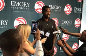 True To Atlanta: The Atlanta Hawks Officially Sign Dewayne Dedmon