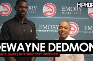 "DeWayne Dedmon Talks Signing With The Atlanta Hawks, Meek Mill's ""Wins And Losses"" Album & More with HHS1987 (Video)"