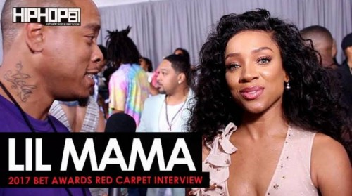 Lil-Mama-500x279 Lil Mama Talks Her Recent Movie Roles, Acting & More on the 2017 BET Awards Red Carpet with HHS1987 (Video)