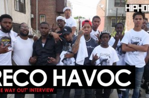 "Reco Havoc ""One Way Out"" Interview with HipHopSince1987"