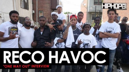 "RECO-HAVOC-INTERVIEW-500x279 Reco Havoc ""One Way Out"" Interview with HipHopSince1987"