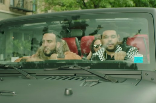 French Montana – A Lie Ft. The Weeknd & Max B (Video)