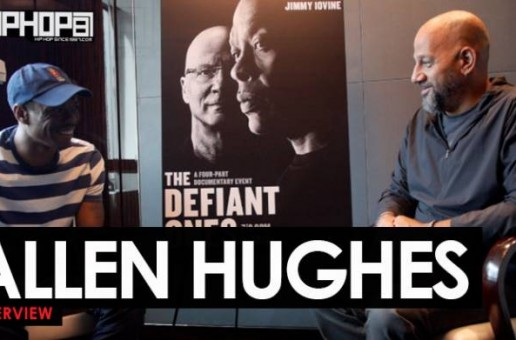 "Allen Hughes ""The Defiant Ones"" Interview with HipHopSince1987"