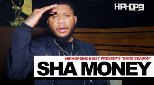 "bars-season-sha-money-500x279 HipHopSince1987 Presents ""Bars Season"" with Sha Money"