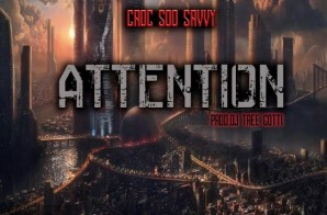 Croc Soo Savvy – Attention