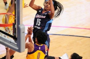 Tiffany Hayes & The Atlanta Dream Host Skylar Diggins & The Dallas Wings Today at 3PM