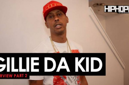 "Gillie Da Kid ""Blood Brotha"" & ""Million Dollars Worth of Game"" Interview (Part 2)"