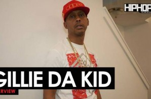 "Gillie Da Kid ""Blood Brotha"" & ""Million Dollars Worth of Game"" Interview with HipHopSince1987 (Part 1)"