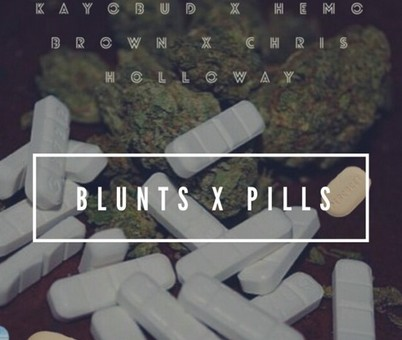 Hemo Brown, Kayo Bud, & Chris Holloway – Blunts & Pills (Audio)