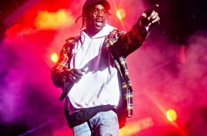 Travis $cott Calls Out Fans in VIP For Using Their Phones!