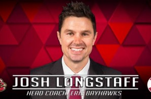 True To Atlanta: The Atlanta Hawks Name Josh Longstaff as Head Coach of the Erie Bayhawks