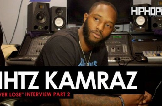 "Lihtz Kamraz Talks Meek Mill's & Trey Songz Record, ""Never Lose"" & More w/HHS1987 (PT.2)"