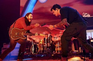 John Mayer Brings Out Post Malone in LA! (Video)