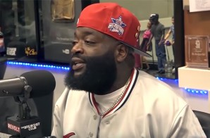 Rick Ross Talks Birdman, Trina & More on The Breakfast Club (Video)