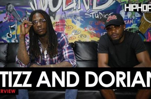 Stizz and Dorian HipHopSince1987 Interview