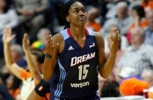 Atlanta Dream Star Tiffany Hayes Voted A 2017 WNBA Eastern Conference All-Star Starter