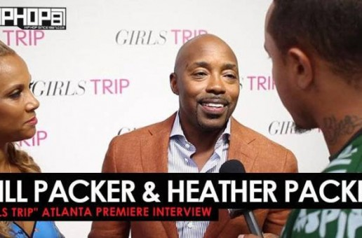 Will Packer & Heather Packer Discuss Finding Love at Essence Fest & Break Down The Movie 'Girls Trip' at the Advanced 'Girls Trip' Screening in Atlanta (Video)