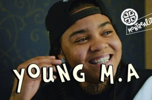 "YOUNG M.A: ""Mumble Rappers Are Outweighing The Game"" (Video)"