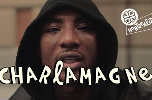 Who Knew Charlamagne Had Bars? Recites Throwback Rap Verse (Video)