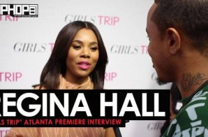 Regina Hall Talks The Movie 'Girls Trip' at the Advanced 'Girls Trip' Screening in Atlanta (Video)