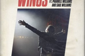 Vic Mensa – Wings Ft. Pharrell & Saul Williams