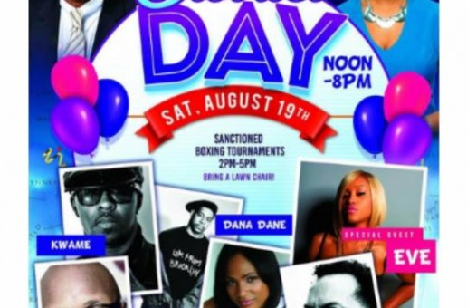 Eve, Special Ed, Chubb Rock, & more to guest appear at Constituent District Day