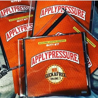 Apply-pressure-e1502480344311 Gutt 6'7 - Apply Pressure (Mixtape)