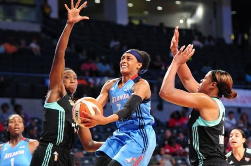 Atlanta Dream Star Brittney Sykes Named July's WNBA Rookie Of The Month