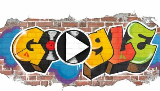 Google Celebrates 44th Anniversary of Hip Hop!