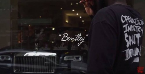 JoeyGolden-500x255 Joey Golden - Bentley (Audio Visual Series)