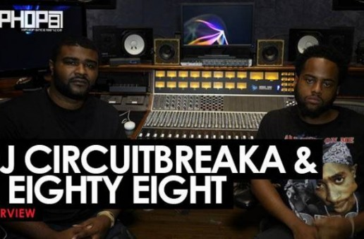 DJ Circuitbreaka & H Eighty Eight Tell Artists How To Get On Their Philly Concerts & More (Video)