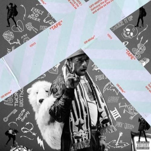LUV-is-Rage-2 Lil Uzi Vert - Luv Is Rage 2 (Album Stream)