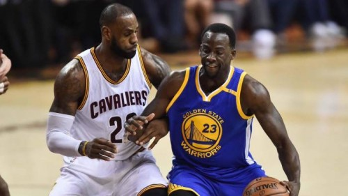 NBA-Christmas-Warriors-500x281 Tis The Season: The NBA Has Released The 2017 Christmas Day Schedule