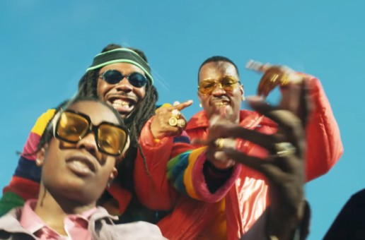 DRAM – Gilligan Ft. A$AP Ferg & Juicy J (Video)