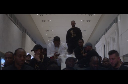 Drake – Gyalchester (OVO Store Edition) (Video)