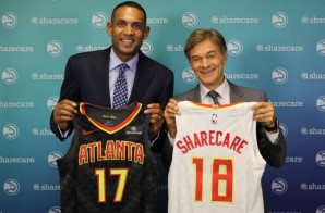 True To Atlanta: Sharecare & the Atlanta Hawks launch Innovative Jersey Patch Partnership