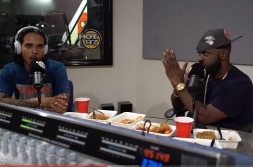 Watch UFO Fev's Funk Flex Freestyle! (Video)