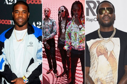 "A$AP Ferg Taps Meek Mill, Migos, Cam'Ron & More For ""Still Striving"""
