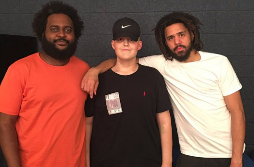 J. Cole Grants Wish For Fan w/ Stage 4 Cancer!
