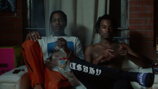 Playboi Carti ft. A$AP Rocky – New Choppa (Video)