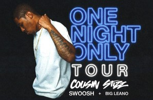 Cousin Stizz Announces 'One Night Only' Tour