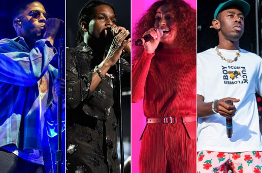 Migos, Kid Cudi, A$AP Rocky, Solange & More To Perform at Camp Flog Gnaw Carnival!
