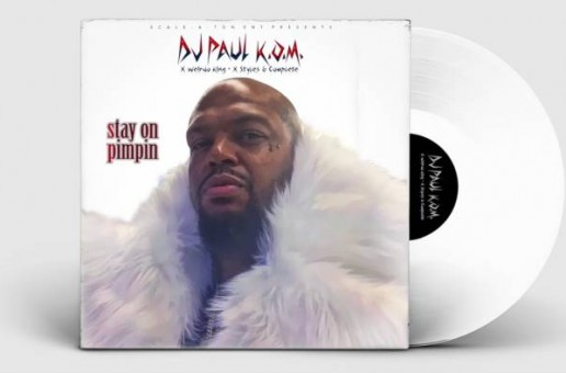 DJ Paul – Stay On Pimpin