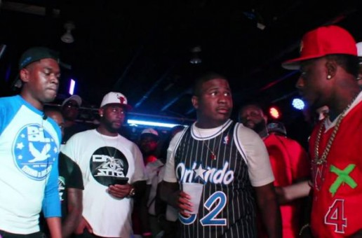 Onsite Battle League Presents DNA & KShine (NWX) VS Stoopidbars & Swiiff Jay (Video)