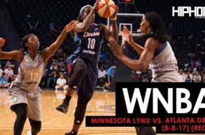 Minnesota Lynx vs. Atlanta Dream (8-8-17) (Recap) (Video)
