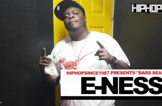 "HipHopSince1987 Presents ""Bars Season"" with E-Ness"