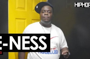 E-Ness HipHopSince1987 Interview