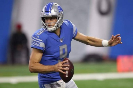 Motown Lion King: Matthew Stafford Signs 5 Year/$135 Million Dollar Extension With the Detroit Lions
